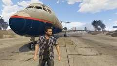 McDonnell Douglas MD-80 para GTA 5