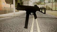 MP5 by catfromnesbox para GTA San Andreas