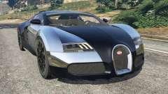 Bugatti Veyron Grand Sport v5.0