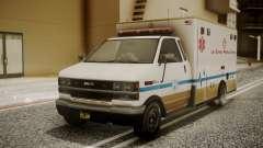 GTA 5 Brute Ambulance para GTA San Andreas