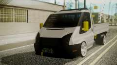 Ford Transit Hasta Ticariii para GTA San Andreas