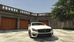 Mercedes-Benz CLS 6.3 AMG [BETA] para GTA 5