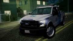 Ford F-150 2015 Towtruck para GTA San Andreas