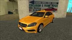 Mercedes-Benz A45 AMG Taxi 2012