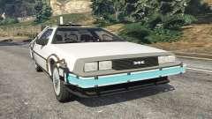 DeLorean DMC-12 Back To The Future v0.5