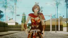 Dynasty Warriors 8 - Sun ShangXian (DLC ROTTK) para GTA San Andreas