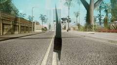 Glass Shard para GTA San Andreas