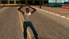 50 Animations v1.0 para GTA San Andreas