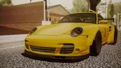 Porsche 997 Liberty Walk