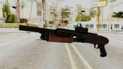 Shotgun from RE6