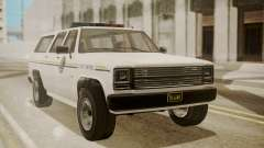 GTA 5 Declasse Rancher XL Police IVF