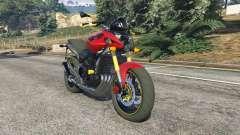 Honda CB 600F Hornet 2010 v0.5