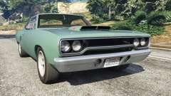 Plymouth Road Runner 1970 [fix] para GTA 5
