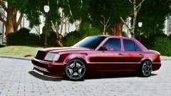 Mercedes-Benz E500 W124 para GTA 4