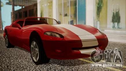 Banshee Edition 2015 para GTA San Andreas