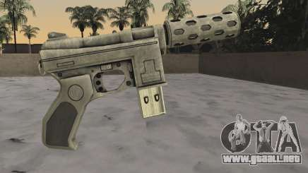 GTA 5 Tec-9 para GTA San Andreas