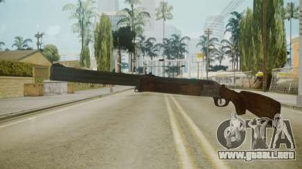 Atmosphere Rifle v4.3 para GTA San Andreas