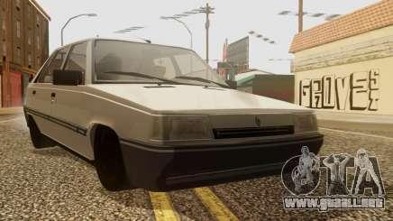Renault 11 Perfil Bajo para GTA San Andreas