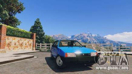 Ваз 21093i (Ajustables) v1.1 [FINAL] para GTA 5
