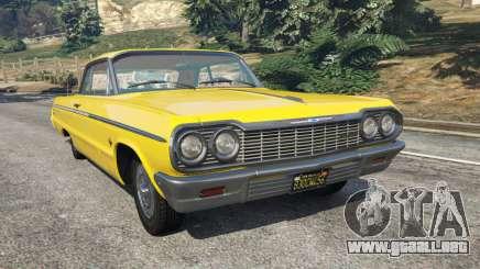 Chevrolet Impala SS 1964 para GTA 5