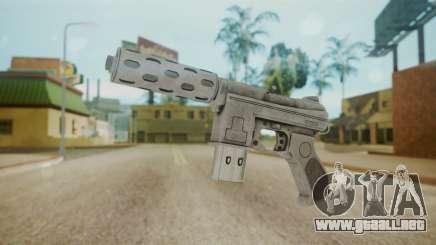GTA 5 Tec-9 (Lowrider DLC) para GTA San Andreas