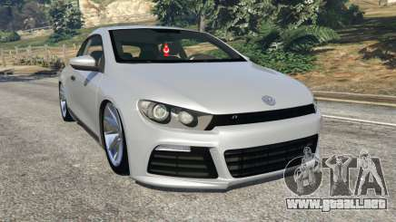 Volkswagen Scirocco [Beta] para GTA 5