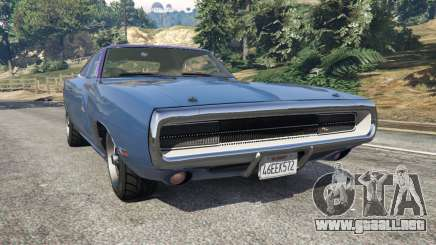 Dodge Charger RT 1970 v3.0 para GTA 5