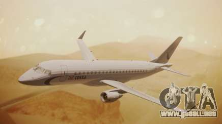 Embraer 170-100 Air Costa para GTA San Andreas