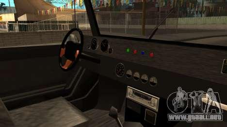 New Mesa Wild para la visión correcta GTA San Andreas