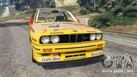 BMW M3 (E30) 1991 [10 strikes] v1.2 para GTA 5