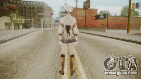 Demento Fiona Haunting Ground para GTA San Andreas tercera pantalla