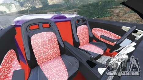 GTA 5 Daewoo Joyster Concept 1997 vista lateral derecha