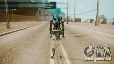 Jinxed Akali para GTA San Andreas tercera pantalla