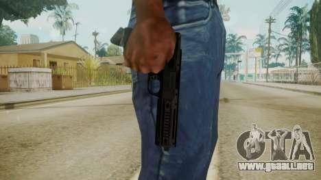 GTA 5 Tec9 para GTA San Andreas tercera pantalla