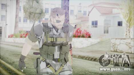 MGSV Phantom Pain Snake Normal Animals para GTA San Andreas
