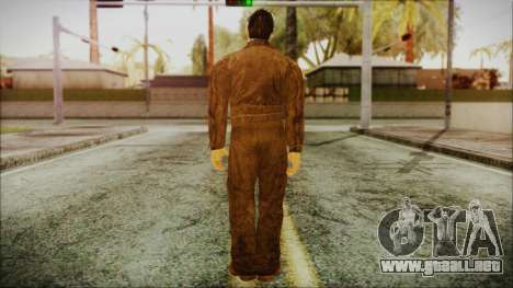 Michael Myers Movie Halloween para GTA San Andreas tercera pantalla