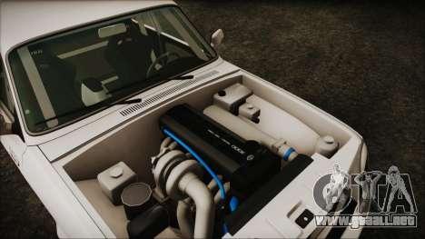ГАЗ 31105 Deriva (Eterna Edición de Verano) para GTA San Andreas vista hacia atrás