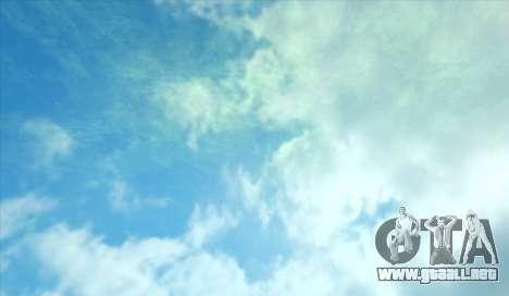Cleo SkyBox para GTA San Andreas sexta pantalla