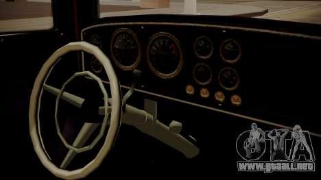 GTA 5 Albany Franken Stange para la visión correcta GTA San Andreas