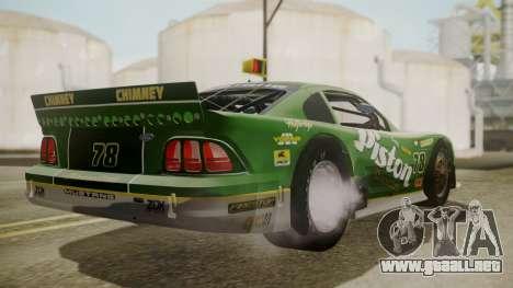 Ford Mustang Cobra 1994 TransAm para GTA San Andreas left