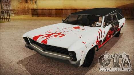 GTA 5 Albany Lurcher para la visión correcta GTA San Andreas