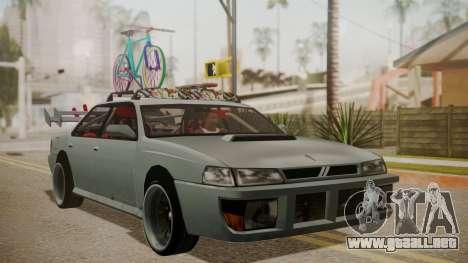 All New Sultan para GTA San Andreas
