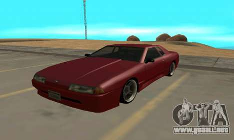 Elegy From Life para GTA San Andreas