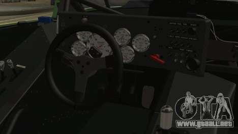Ford Mustang Cobra 1994 TransAm para la visión correcta GTA San Andreas