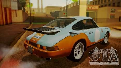 RUF CTR Yellowbird (911) 1987 HQLM para las ruedas de GTA San Andreas