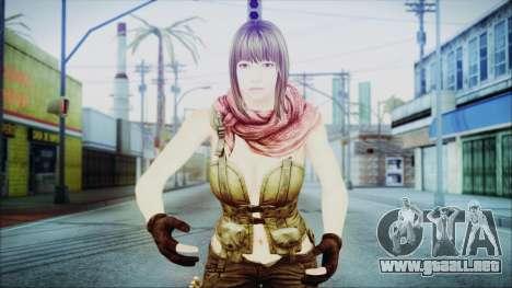 Mila from Counter Strike v2 para GTA San Andreas