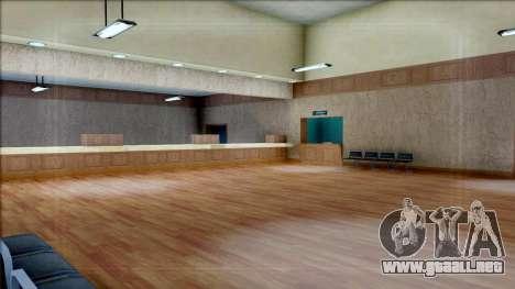New Interior for SFPD para GTA San Andreas séptima pantalla