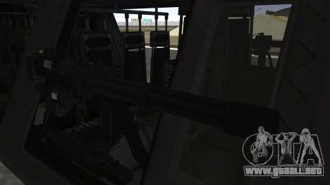 UH-80 Ghost Hawk para la visión correcta GTA San Andreas