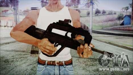 Famas G2 para GTA San Andreas tercera pantalla