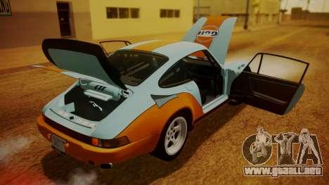 RUF CTR Yellowbird (911) 1987 HQLM para GTA San Andreas